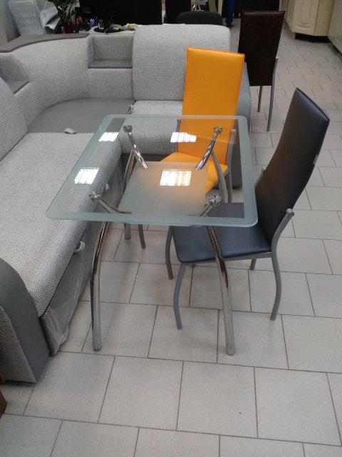 Стеклянные столы олимп
